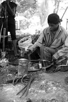 Atelier des forgerons du CDC, Baucau