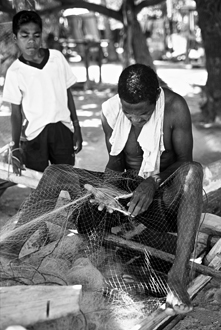 Pêcheurs, Watabo.