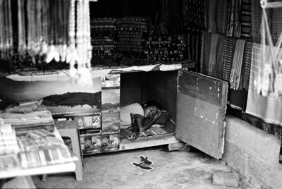 Thais Market, Dili.