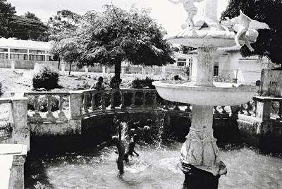 Jeux d'eau, Baucau.