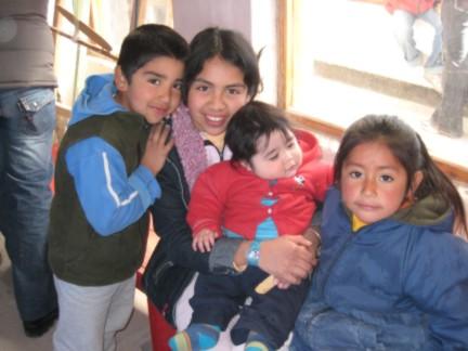 Enfants Mapuches