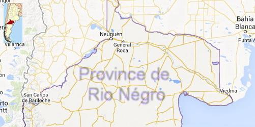 province rio negro
